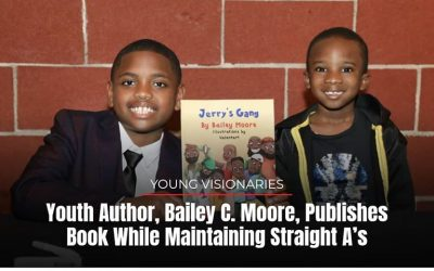 Bailey is featured in the online magazine purposely awakened