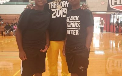 Water Boy at Houston's Hometown Hero/Rapper Trae the Truth Celebrity Basketball Game